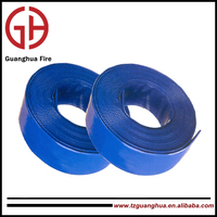 Marine 2 inch lay flat PVC fire hose with best price
