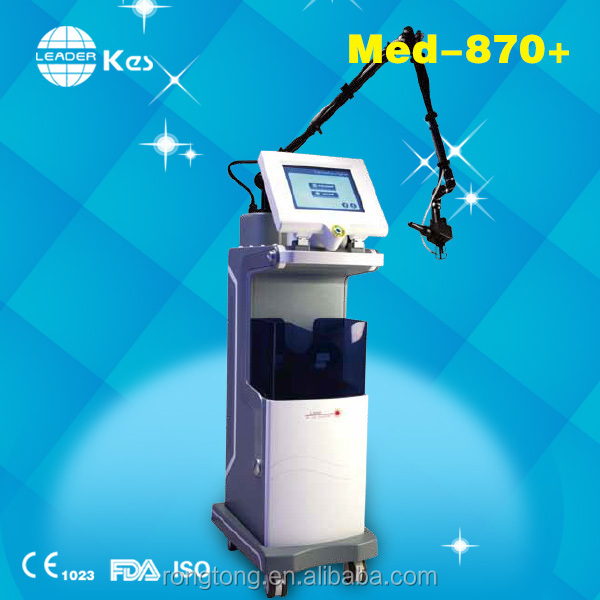 skin rejuvenation laser scratch removal machine scar removal skin care