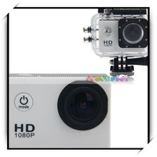 "SJ4000 1.5"" LCD 1080P Outdoors Waterproof Digital Video Camera For Extreme Sports AU Standard White"