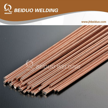 brazing wire copper-phos welding rod BCuP-2 BCu93P LCuP7 CP202 CP180