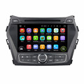 Great Bluetooth excellent sound car radio support DAB+ and WAZE map android 7.1.2 for IX45 / Santa Fe 2013-2014