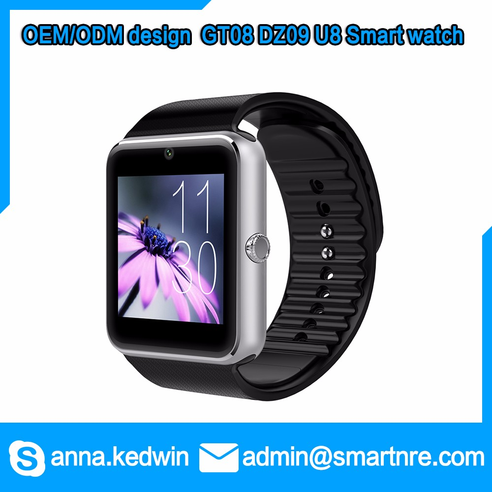 Manufacturer promotion OEM watch ODM GT08 smart watch