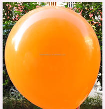 China wholesale giant flat balloon 24 inch latex balloon