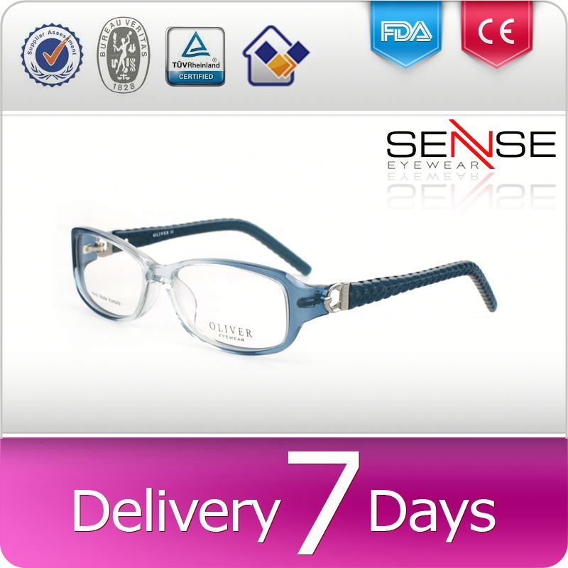 spectacle frame repairs blinking glasses 3 tone color contact lens