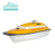 factory wholesale kids water electric remote boat