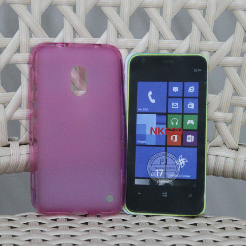 Tpu cover case for nokia lumia 620