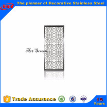 stainless steel sheet metal partition fancy room dividers fabrication