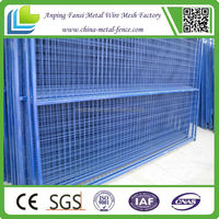temporary mesh fence welded wire fence panels