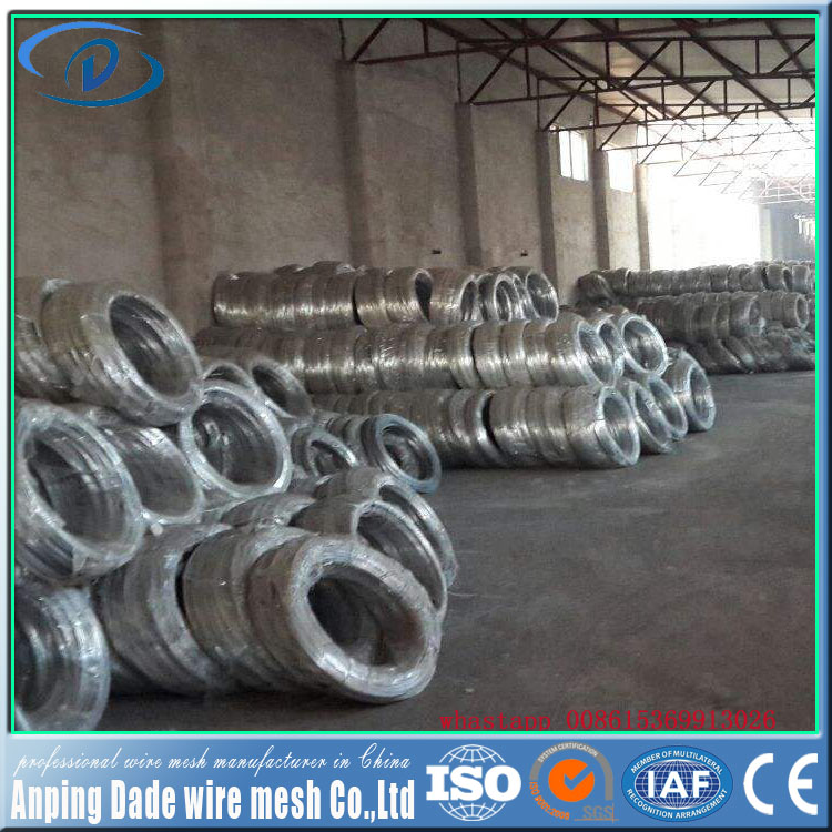 iron Gi wire steel wire el wire glasses dade manufacturer
