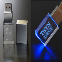 Best seller stock Crystal custom usb flash drive 16 gb flash drive bulk usb 2.0 made in china