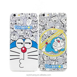 Custom design your logo soft tpu phone case printing cartoon case for iphone 6