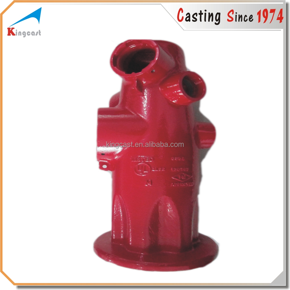 Custom professional exporting metal cast iron fire hydrant cover