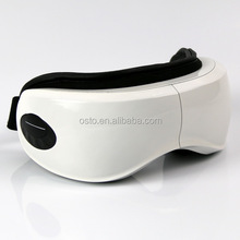 Wireless Digital Massage Eye Massager with Heat Compression and Music AST-112