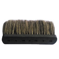 Natural hog hair Water flow All Round Car Wash Brush