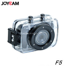 Hot new products for 2014 touch screen hd720p F5 waterproof sport video camera dv