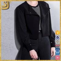Short blazer for wowoman 2016, best sell exquisite blazer wowoman, cheap latest blazers for woman