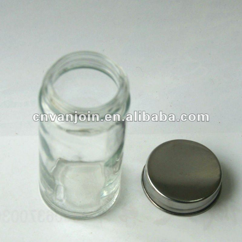 China Cheap Price For 80cc Glass Salt Container