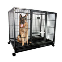 New design hot sale dog kennels cage