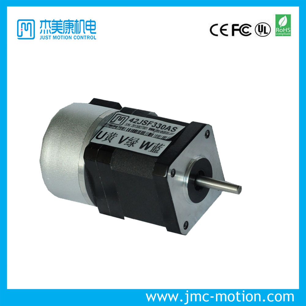 42mm Nema 17 Brushless Dc Servo Motor 3000 Rpm With 1000