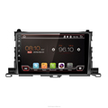 2016 10.1 inch fashion car dvd player with lived wallpater for Mirror Link GPS