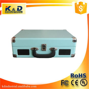 Manufacturing Blue Suitable Turntable and black Suitable Turntable Products