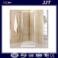 Easy assembly 6063 alloy aluminum extrusions for shower door
