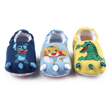 China Made Kids Cute Animal Shoes Cotton Comfortable Baby Shoes