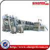 full-servo high quality Super Absorbent baby Diaper production line