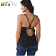 custom blank crop tops wholesale cheap ladies fashion workout tank top sports halter tops