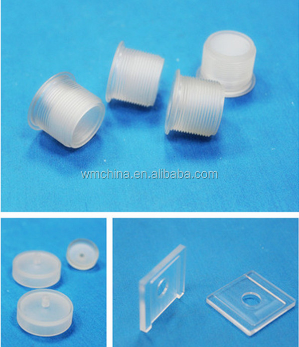 precision customized POM/pc/Delrin cnc milling plastic part