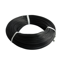Black RoHS Strand 1mm Copper wire PVC Coated Electrical Wire 16awg UL1007