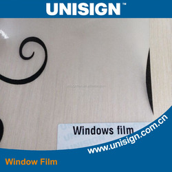 Unisign Decorative Window Film glass window film 0.12mm film