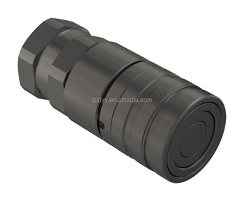 FF(ISO16028) FLATFACE TYPE HYDRAULIC QUICK COUPLING