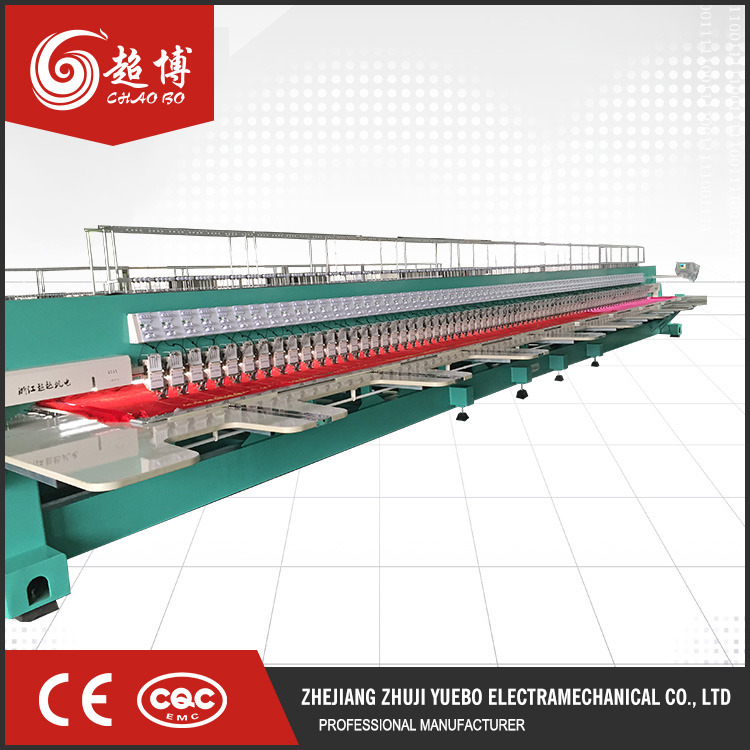 Latest excellent china sequin cording embroidery machine cording device