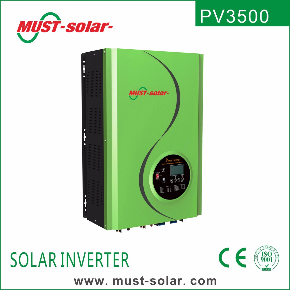 6000W Peak 18000W DC48V Pure Sine Wave Solar Inverter With Charger