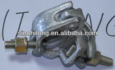 EN74 European Standard Drop Forged Fixed Coupler