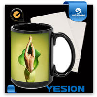 Yesion High Quality A4 Water Ceramic Decal Paper/ Inkjet Transparent and White Water Printing Transfer Paper