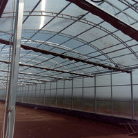 High Quality 10-year Warranty ISO Certification 100%Bayer Marolon greenhouse plastic cover with UV Protection