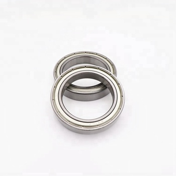 6912 Chrome steel deep groove ball bearing 61913 6913 bearing journal bearing
