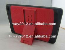 New arrival holster stand case for ipad mini