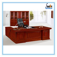 Wooden executive office desk,office furniture manufacture,office table and chair price