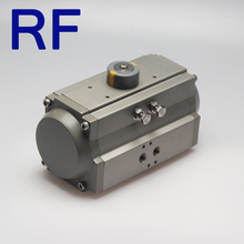RF Hot Sale Pneumatic Actuator for SS Valve