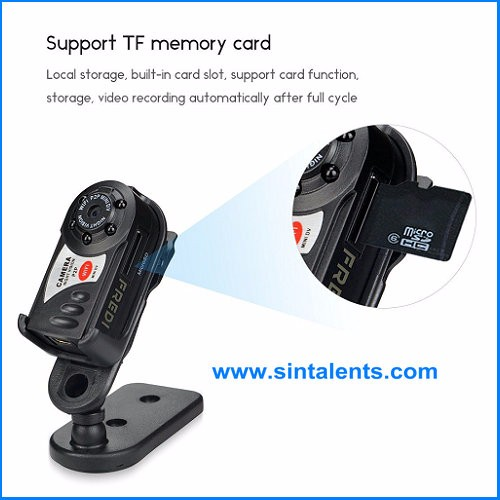 Promotion Mini Car DVR Recorder A7LA50 Car Dash Camera 1296P Vehicle Blackbox DVR User Manual Dash Cam G52D