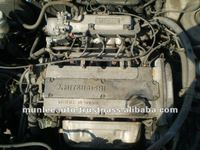 High Quality Used Japan Engine for Car Mitsubishi 4G91 EFI Used Engine