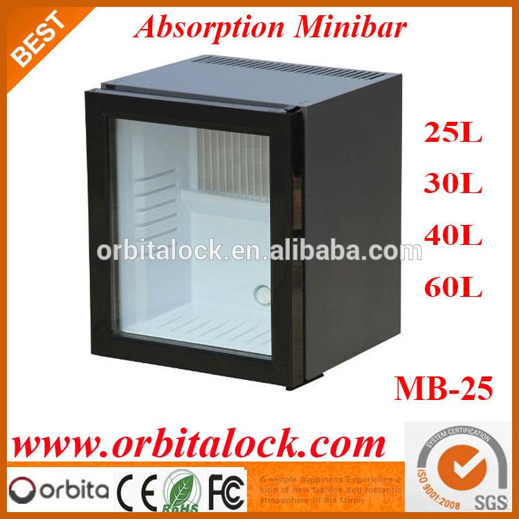 Nouveau design 4nous 40l minibar h tel type silencieux - Mini frigo pour chambre ...