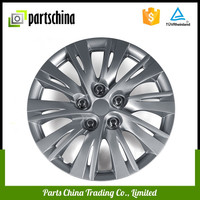 KT-1000-16 Universal Hubcap Rim Cover For Cars Chrome Hubcaps for Toyota