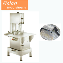 band saw for cutting meat/meat cutting band saw/frozen fish cutting saw