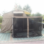 new design car side awning with Mosquito