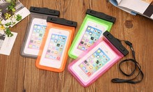 Cheap Full Cover PVC Waterproof Bag Case for Smart Mobile Phone
