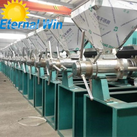 Excellent quality Cheap price Japan Coconut rapeseed/soybean/sunflower/cotton seeds oil extraction /expeller/processing machine